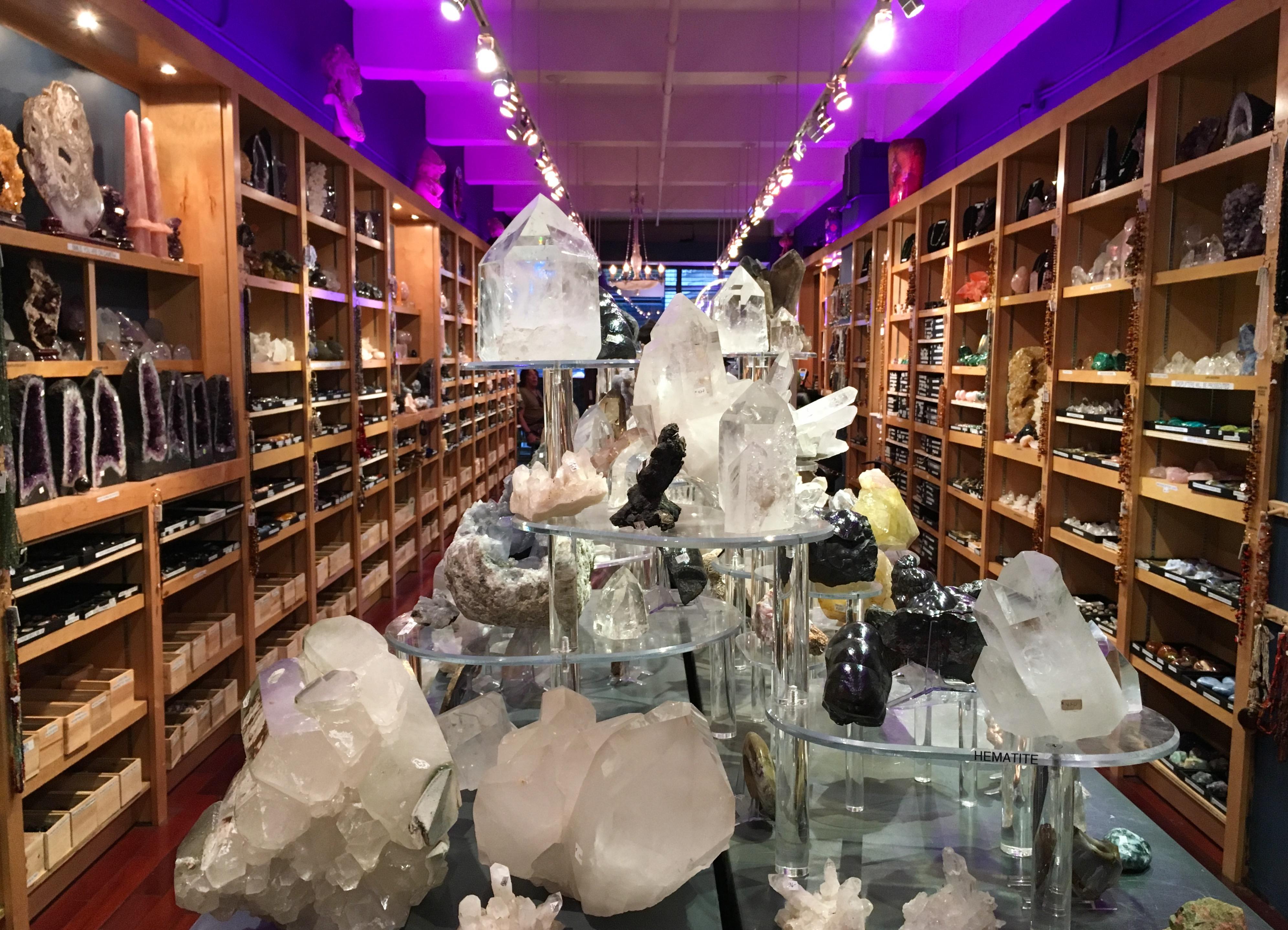 Rock Star Crystals NYC